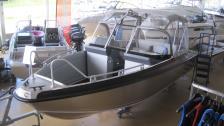 Buster X-20 m. Yamaha F70 +EXTRA!